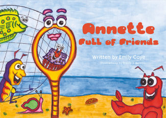 Annette Full of Friends » Emily Coye Books