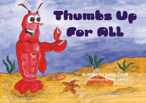 Thumbs Up For All » Emily Coye Books